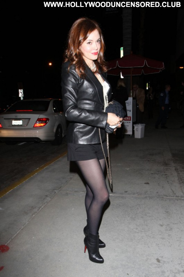 Rose Mcgowan Los Angeles Los Angeles Paparazzi Babe Angel Stockings