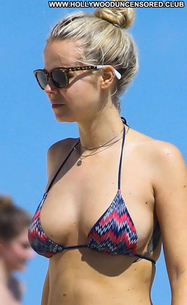Emelie Norenberg Bikini Paparazzi Posing Hot Celebrity Babe Beautiful