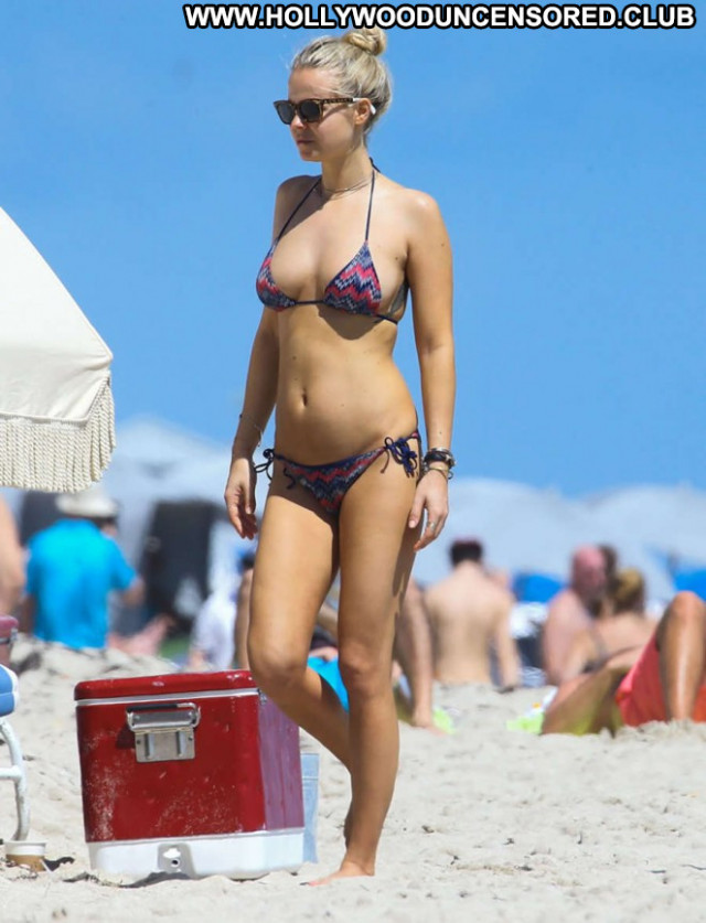 Emelie Norenberg Babe Bikini Beautiful Paparazzi Celebrity Posing Hot
