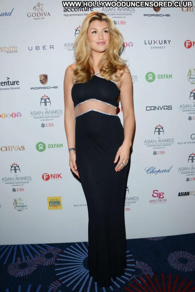 Amy Willerton Asian Celebrity London Paparazzi Awards Beautiful Babe