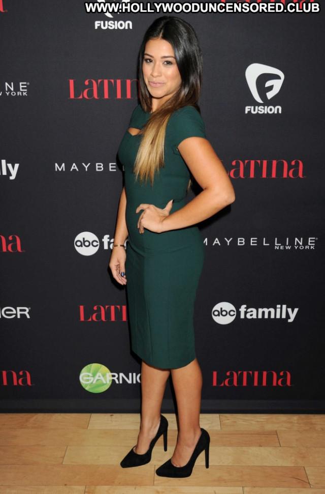 Gina Rodriguez West Hollywood Paparazzi Magazine Latin Hollywood