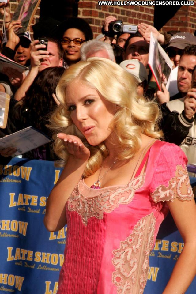 Heidi Montag New York Beautiful New York Paparazzi Babe Celebrity
