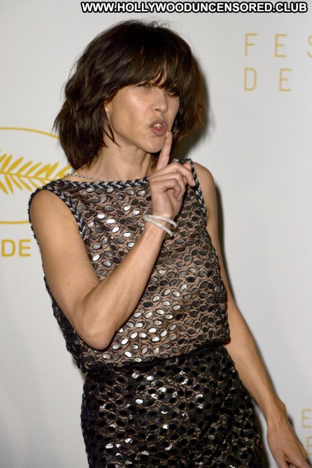 Sophie Marceau Cannes Film Festival Posing Hot Celebrity Paparazzi