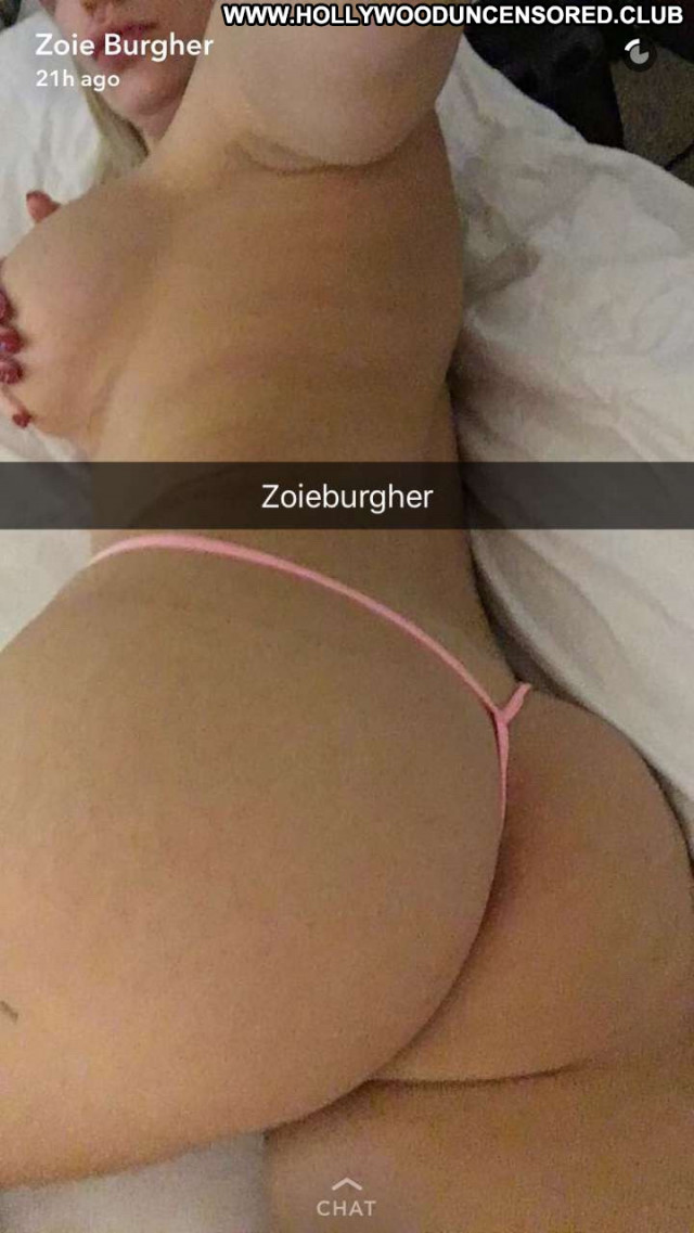 Zoie Burgher Ass Sexy Babe Sex Nude Slut Beautiful Twat Emo Snapchat