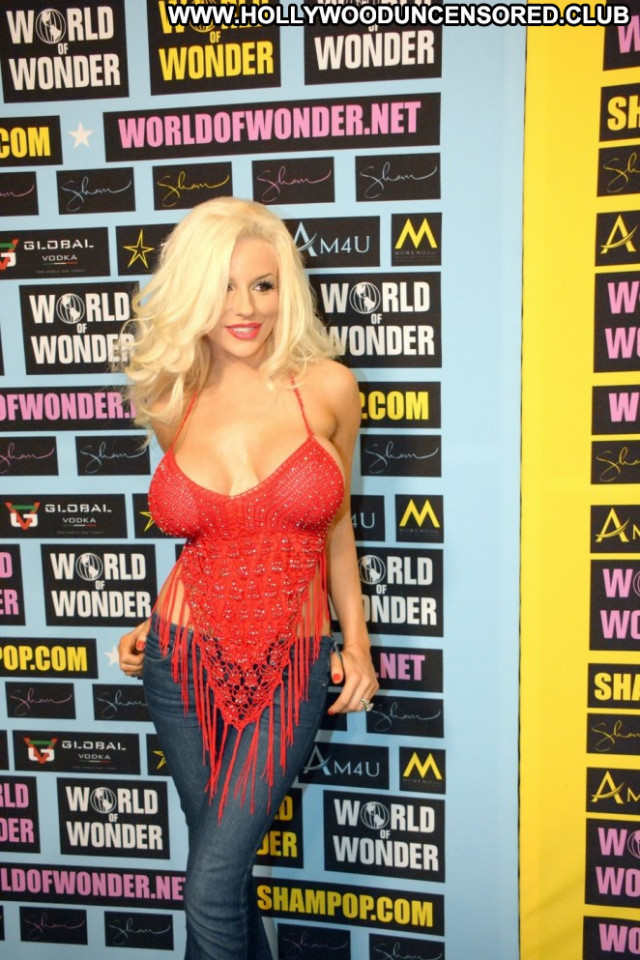 Courtney Stodden Los Angeles Beautiful Babe Angel Celebrity Paparazzi
