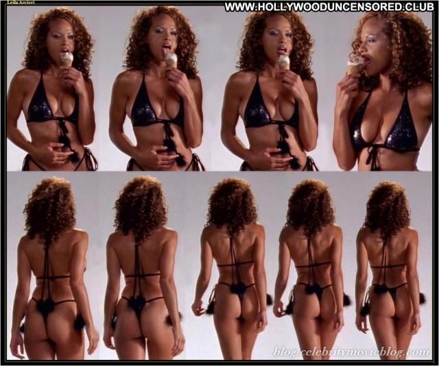Leila Arcieri Miscellaneous Celebrity Sexy Sultry Sensual Brunette