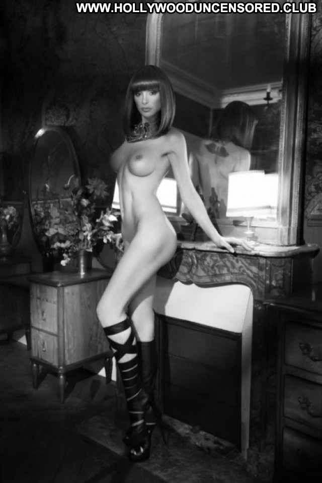 Andrea Lausevic Bambi Magazine Sexy Posing Hot Nude Babe Beautiful