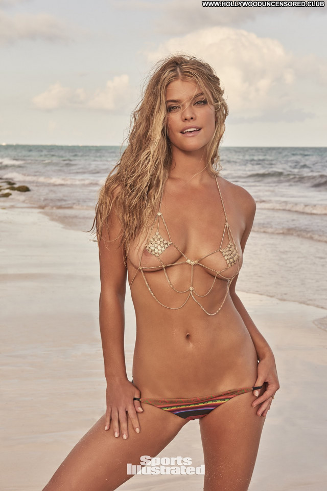 Nina Agdal Sports Illustrated Swimsuit Denmark Model Sport Swimsuit