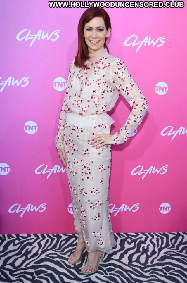Carrie Preston Los Angeles Beautiful Posing Hot Paparazzi Los Angeles