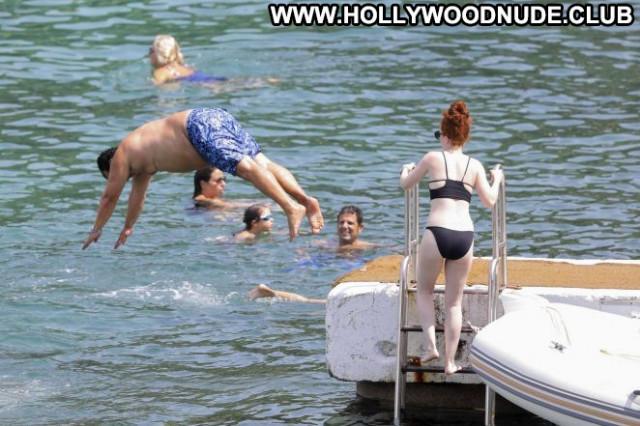 Jess Glynne No Source Posing Hot Black Babe Bikini Celebrity