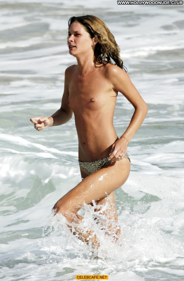 Erin Wasson No Source Topless Beach Babe Beautiful Celebrity Toples