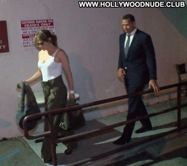 Jennifer Lopez West Hollywood  Hollywood West Hollywood Posing Hot