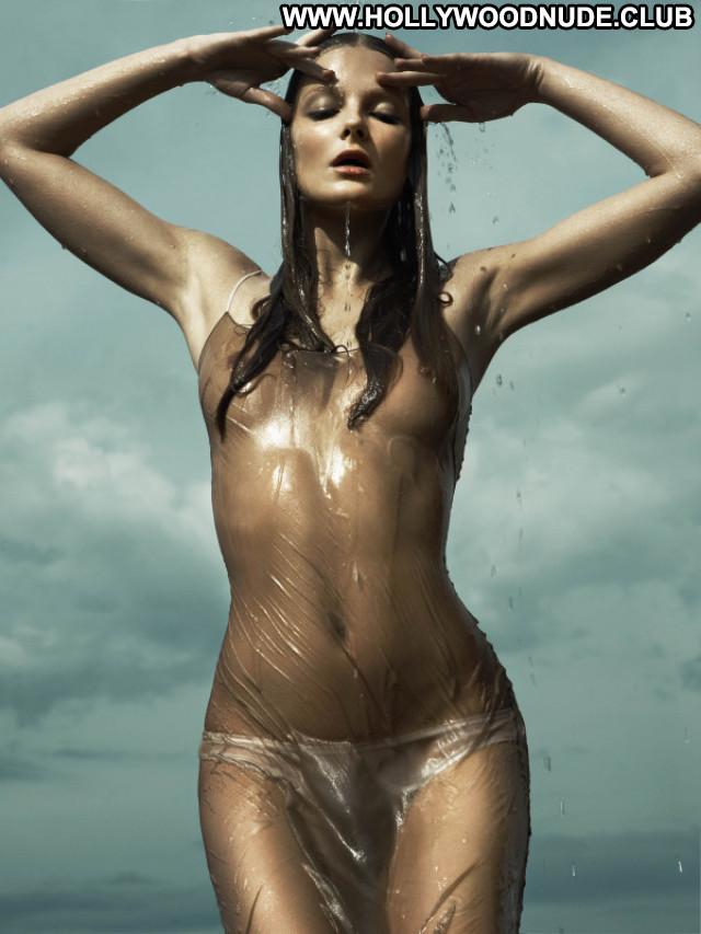 Joanna Krupa Inez Van Lamsweerde And Bunny Babe Celebrity Model