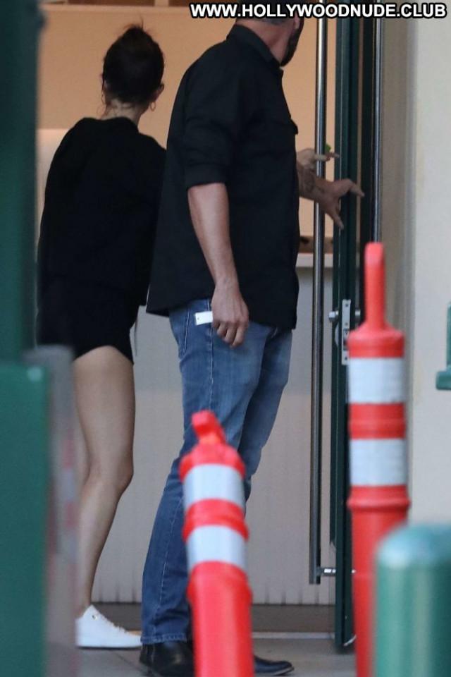 Selena Gome Los Angeles Posing Hot Angel Beautiful Babe Shorts Los