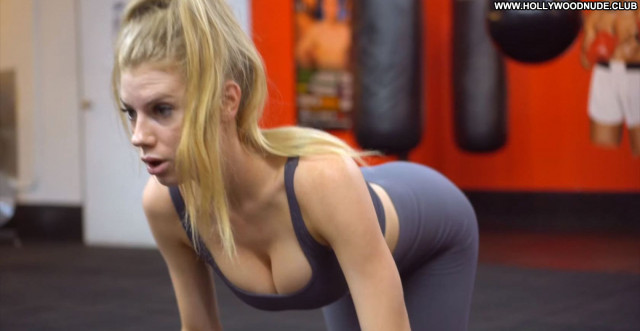 Natalie Jayne Roser No Source Posing Hot Celebrity Beautiful Workout