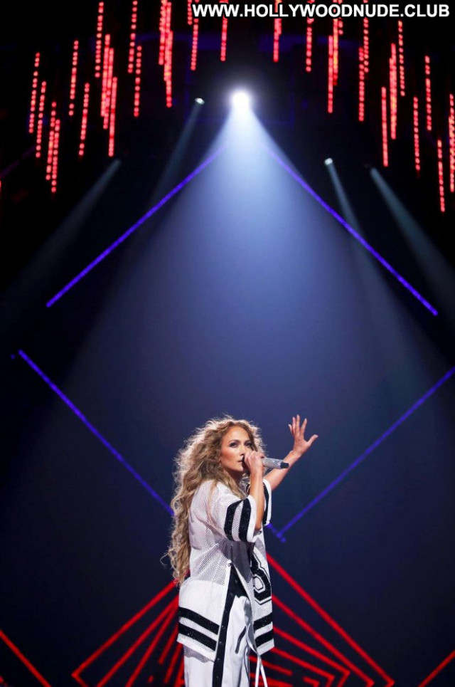 Jennifer Lopez No Source Beautiful Celebrity Posing Hot Concert
