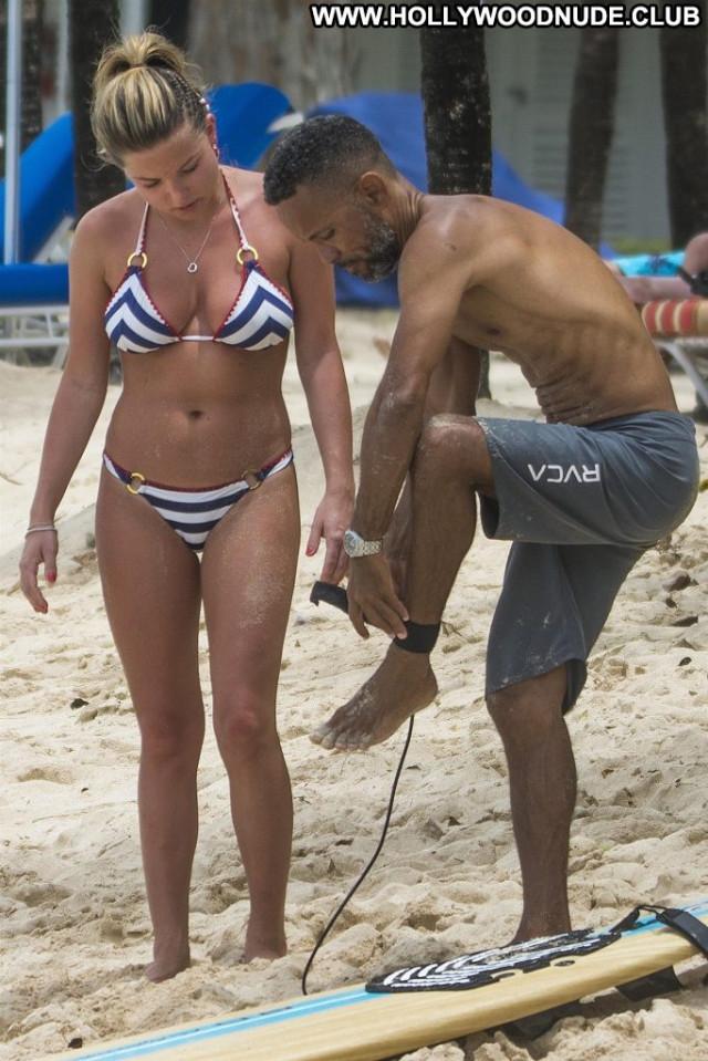 Alina Aliluykina Anna Nicole Summer Hat Bikini Sex Bar Sexy Bra