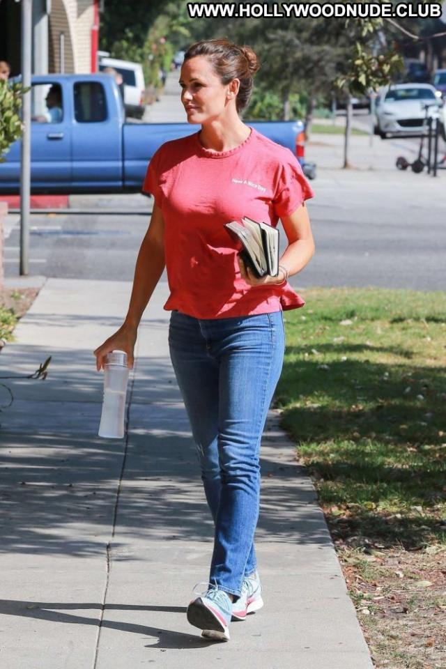 Jennifer Garner No Source Doctor Babe Celebrity Posing Hot Paparazzi