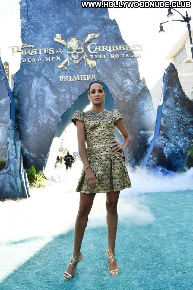 Dania Ramirez No Source Hollywood Beautiful Car Celebrity Paparazzi