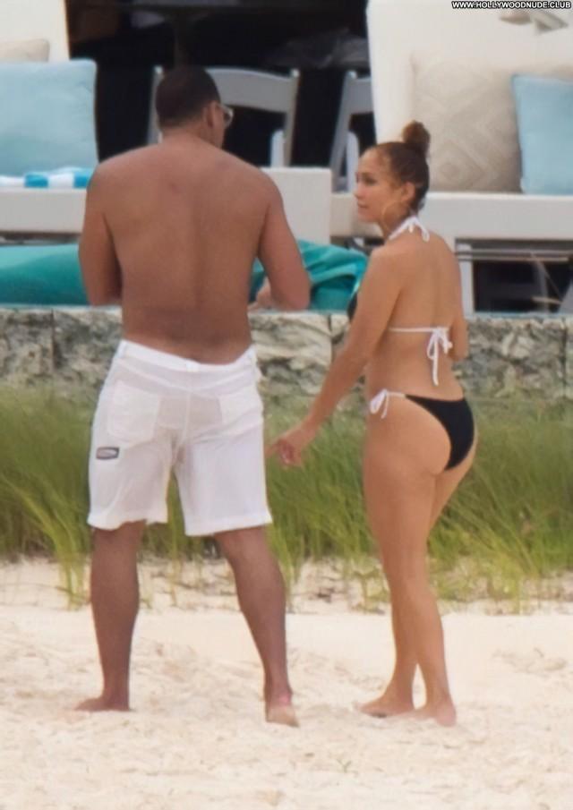 Jennifer Lopez The Beach Beautiful Bahamas Hat Sexy Videos Bikini