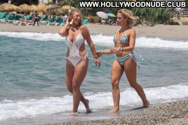 Lexy No Source Posing Hot Beautiful Babe Bikini Celebrity Swimsuit