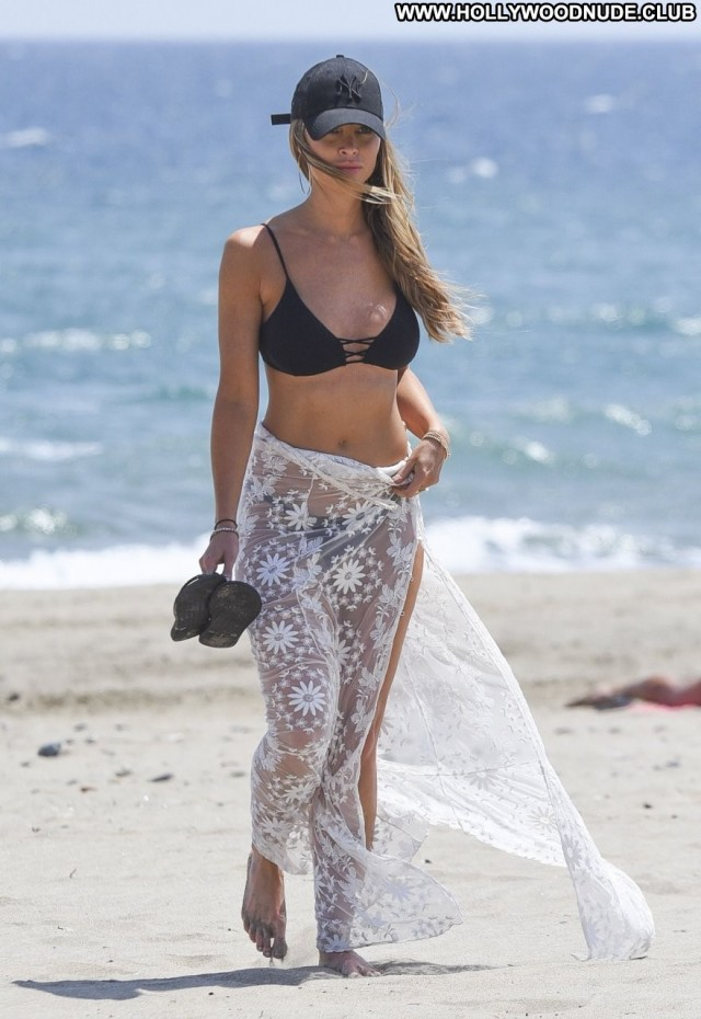Lauren Pope The Beach Actress Black Sexy Babe Celebrity Beautiful