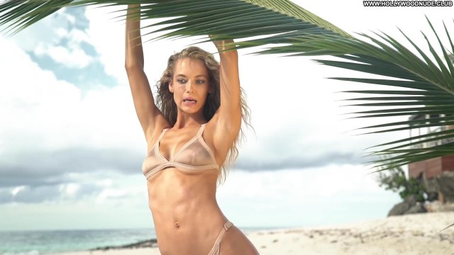Hannah Ferguson Sports Illustrated Swimsuit Sexy Bikini Beautiful