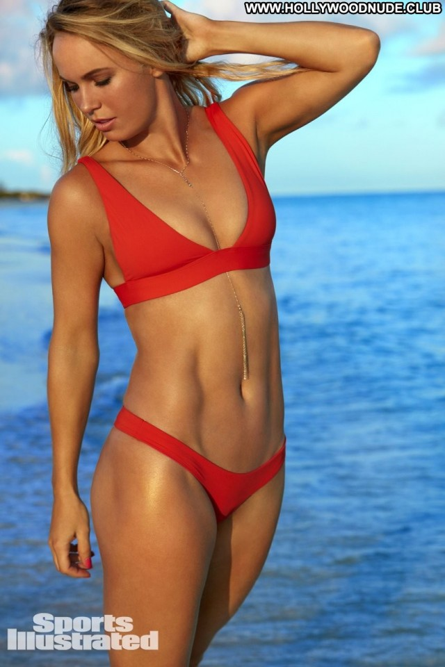 Caroline Wozniacki Sports Illustrated Babe Celebrity Tennis Denmark