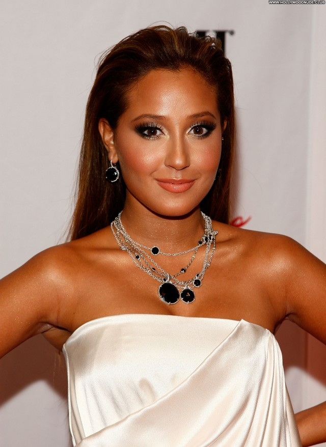 Adrienne Bailon New York Posing Hot New York Awards Celebrity Babe