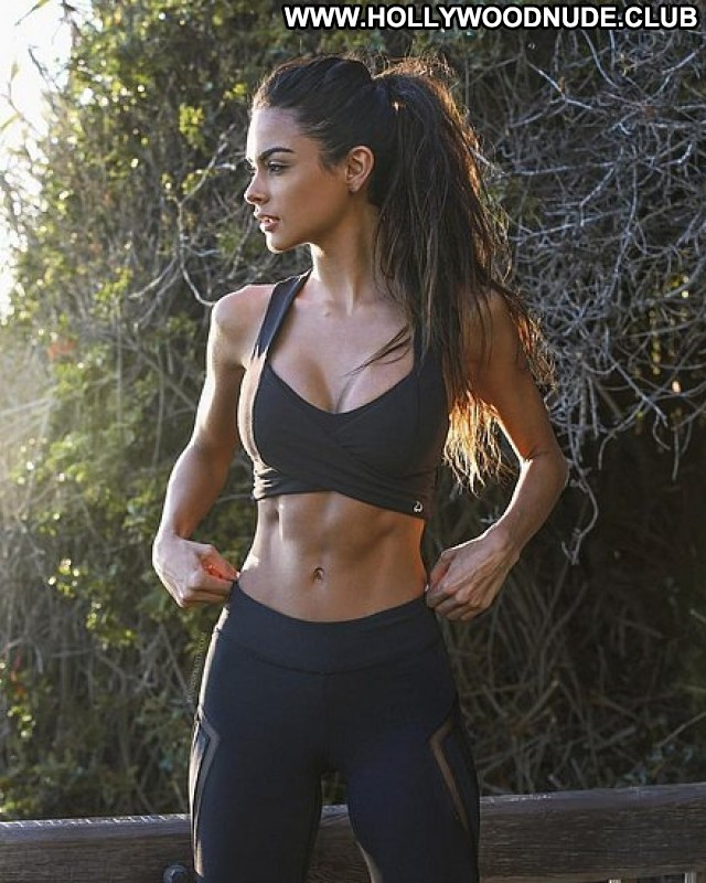 Fit Girls No Source Magazine Rich Babe Sport Posing Hot Beautiful