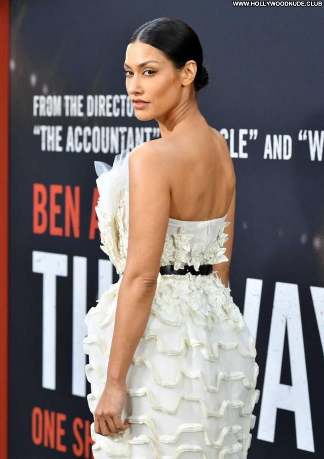 Janina Gavankar Los Angeles Posing Hot Celebrity Beautiful Babe