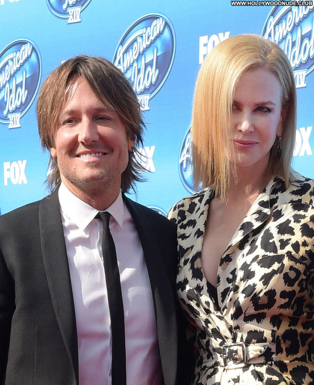Nicole Kidman American Idol Posing Hot Sea Celebrity Babe Beautiful