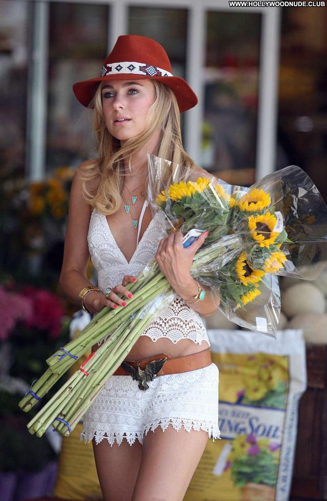 Kimberley Garner West Hollywood Babe Shopping Celebrity Food