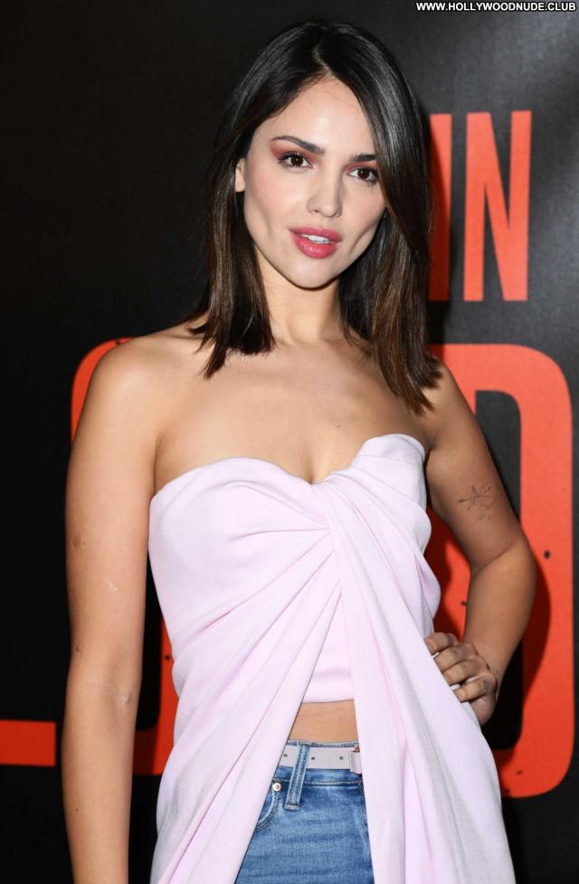 Eiza Gonzalez West Hollywood Paparazzi Celebrity Posing Hot Babe