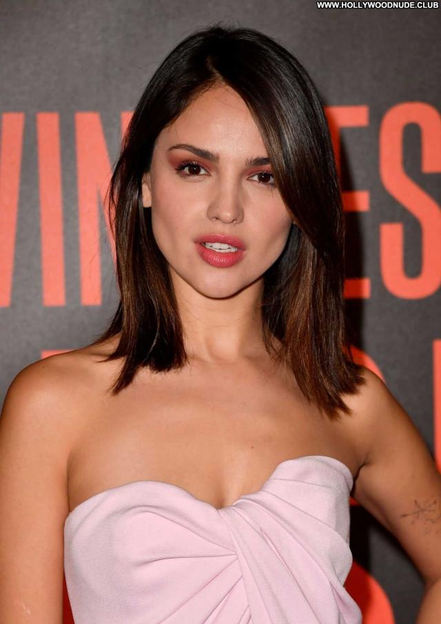 Eiza Gonzalez West Hollywood Beautiful Celebrity Paparazzi Posing Hot