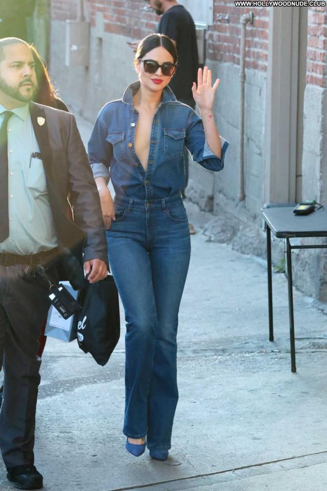 Eiza Gonzalez Jimmy Kimmel Live Paparazzi Babe Celebrity Beautiful