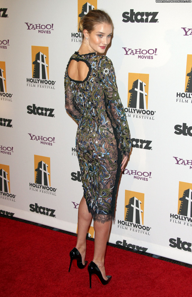 Rosie Huntington Whiteley No Source Posing Hot Babe Hollywood