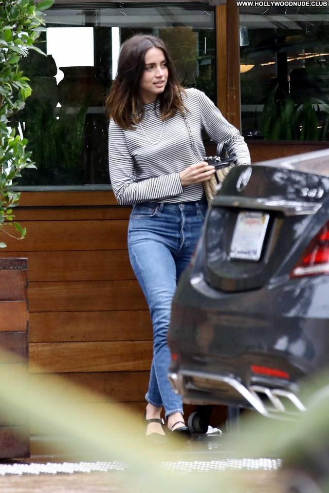 Ana De No Source Celebrity Babe Paparazzi Posing Hot Beautiful