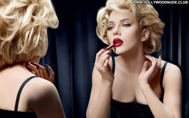Scarlett Johansson No Source Celebrity Beautiful Babe Sexy Posing Hot