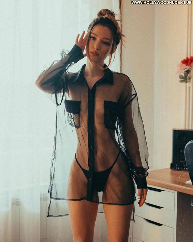 Bozana Abrlic No Source Beautiful Paparazzi Celebrity Babe Posing Hot