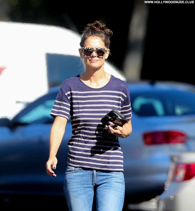 Katie Holmes No Source Celebrity Babe Beautiful Posing Hot Paparazzi