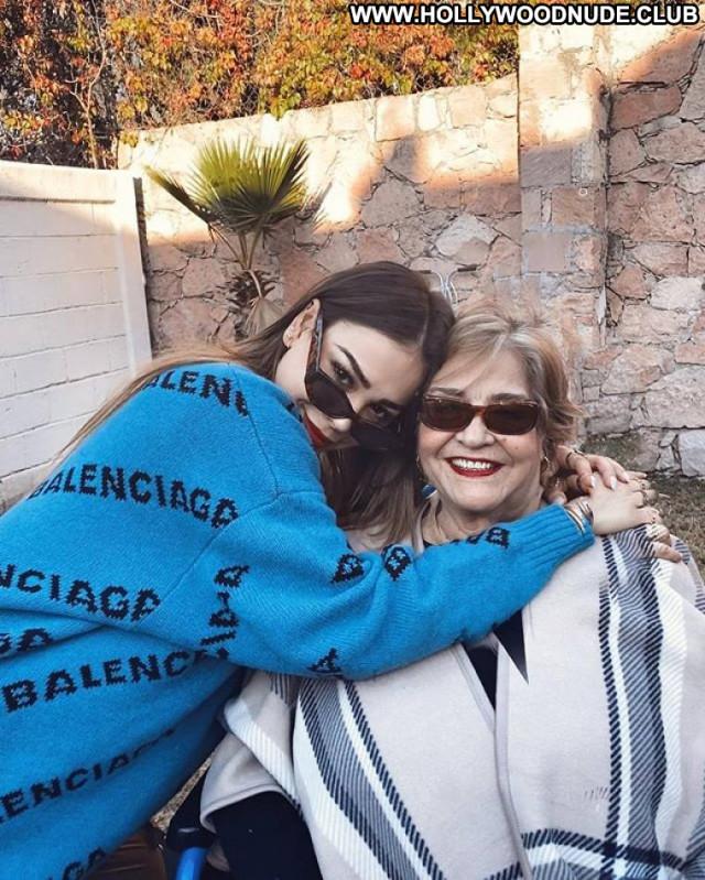 Danna Paola No Source Babe Celebrity Paparazzi Posing Hot Beautiful