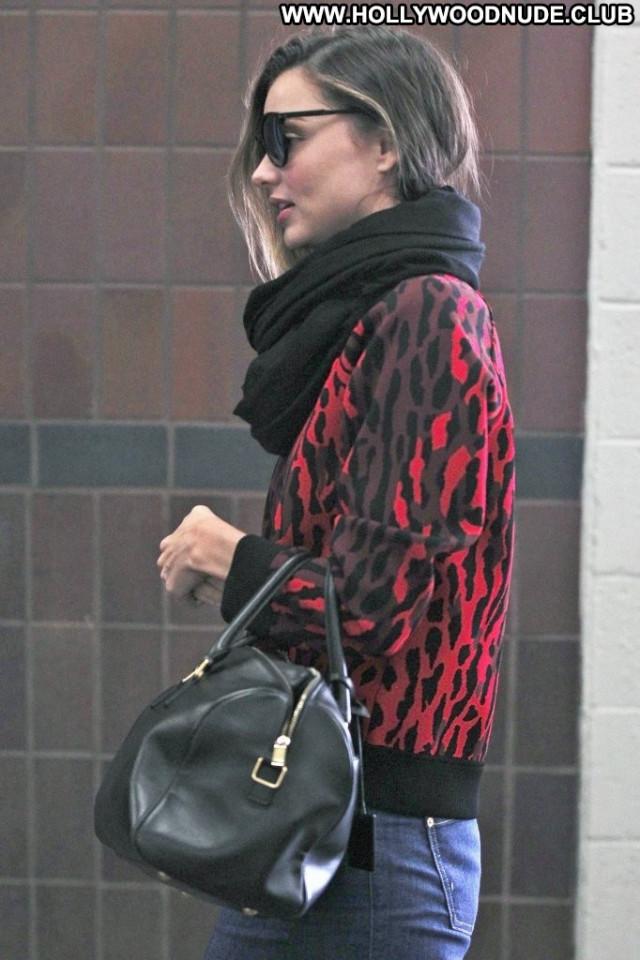 Miranda Kerr No Source Paparazzi Bus Posing Hot Beautiful Babe