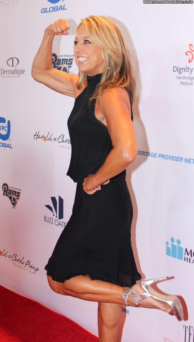 Denise Austin Los Angeles Los Angeles Posing Hot Paparazzi Angel