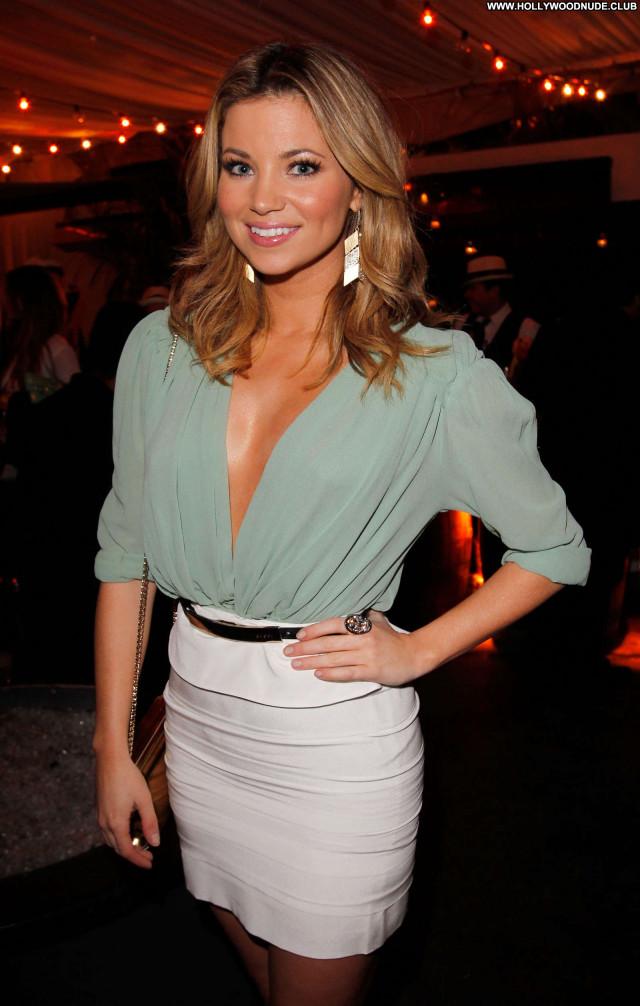 Amber Lancaster No Source  Beautiful Posing Hot Celebrity Paparazzi