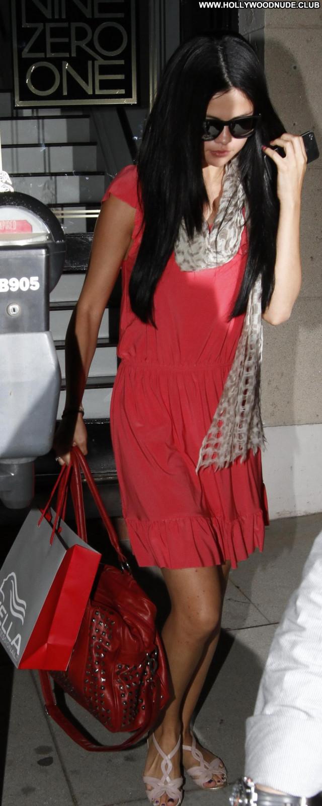Selena Gomez West Hollywood Posing Hot Beautiful Babe Celebrity