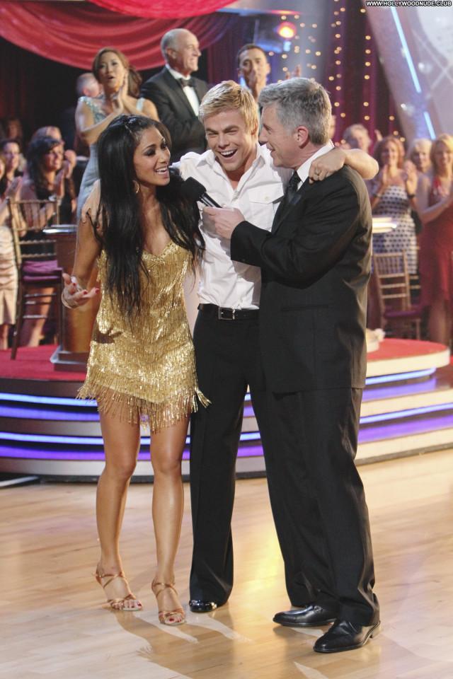 Nicole Scherzinger Dancing With The Stars Posing Hot Beautiful