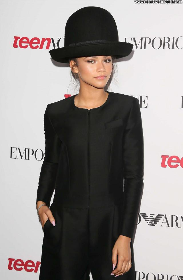 Zendaya Coleman Beverly Hills Hollywood Beautiful Paparazzi Celebrity