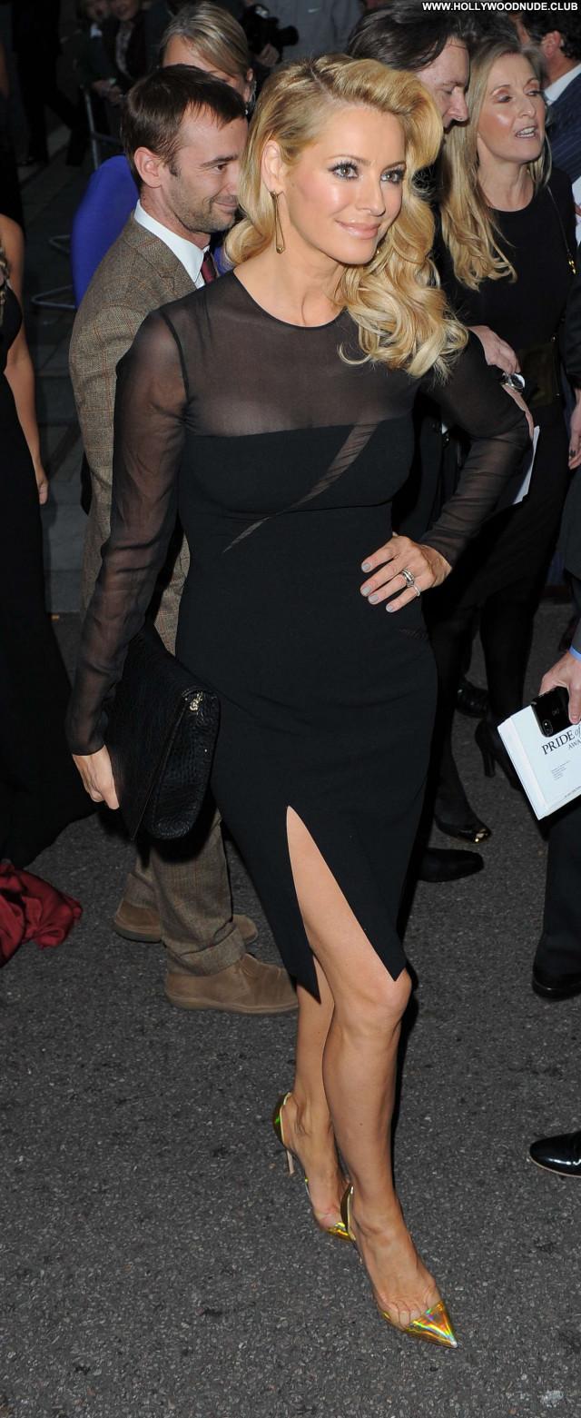 Tess Daly Pride Of Britain Awards Posing Hot Celebrity London Awards