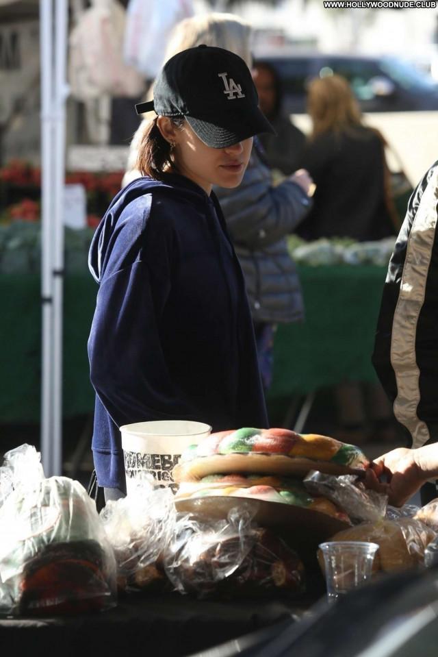 Lucy Hale Farmers Market Celebrity Paparazzi Beautiful Babe Posing Hot